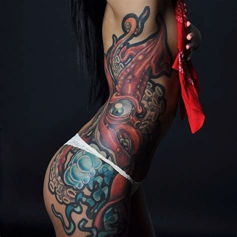 tattoo designs  creative hip tattoo designs  women