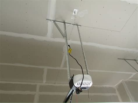 Garage Door Opener Extension Cord Photos From New Construction Inspections Part Vi