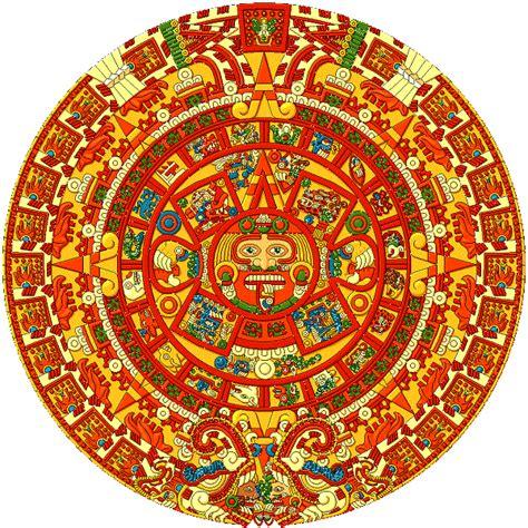Calendario Azteca Y Piedra Sol Calendario Azteca Piedra Sol Esoterismos