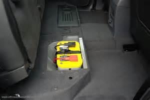 Ford Ranger Battery Dual Battery Tray Stainless Steel Ford Px Ranger Mazda