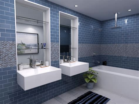 subway tile design subway tiles for contemporary bathroom design ideas