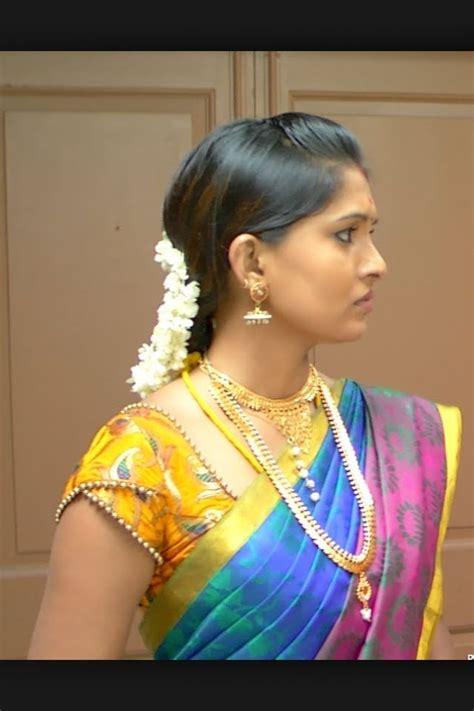 saree blouse double sleeve blouse hand designs fancy