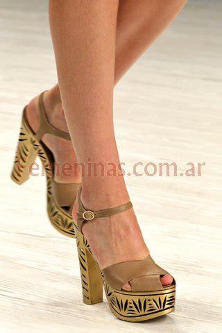 zapatos de moda en macys zapatos plataforma moda verano 2012
