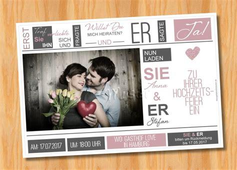 Einladungskarten Hochzeit Ausgefallen by Ausgefallene Einladungen Hochzeit Kathyprice Info