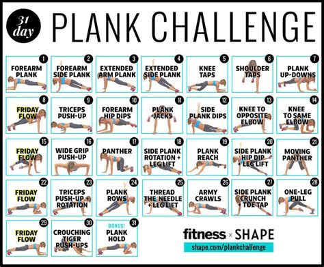 30 day challenge diet plan newhairstylesformen2014com the ultimate 30 day plank challenge for your strongest