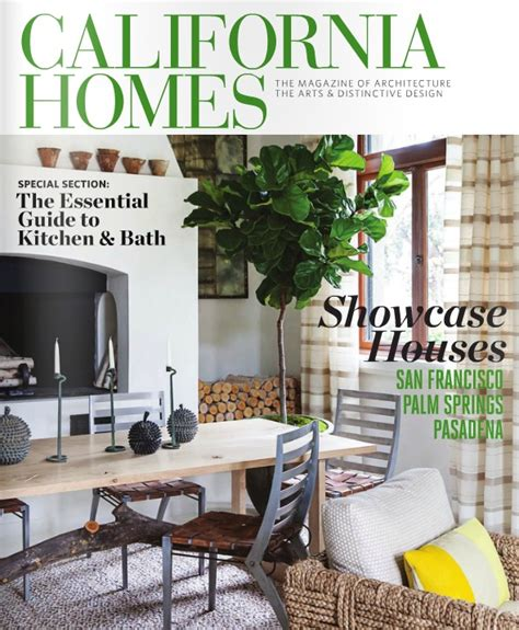california home design magazine san francisco home design