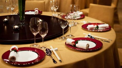 what is table set up park hyatt ningbo resort and spa photo gallery