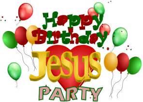Happy birthday jesus party cclbkids