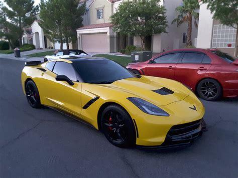 corvette c7 yellow 2015 yellow corvette c7 a8 corvetteforum chevrolet