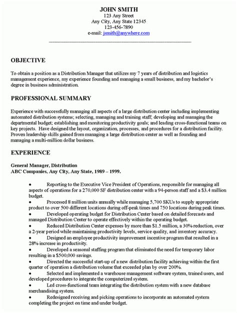 Example Of A Career Objective Statement Career Objective Examples Best Business Template