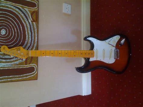 Sx Vintage Series Custom Handmade - sx custom handmade vintage series stratocaster guitar for