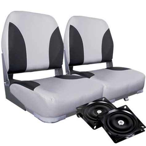 black swivel boat seats folding swivel boat seats temple webster