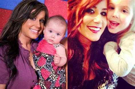 chelsea houska 16 and pregnant hair 16 pregnant and teen mom stars then and now