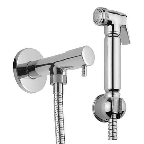 Robinet Pour Toilette by Douchette Hygi 233 Nique Chrom 233 E Pour Wc Douchette Wc Roll