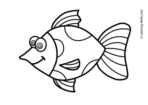 Free Fish Drawing For Kids Download Free Clip Art Free Clip Art On Clipart Library Free Drawing For