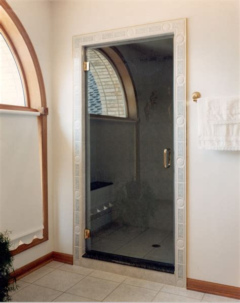 swing shower doors single swing frameless shower doors creative mirror shower