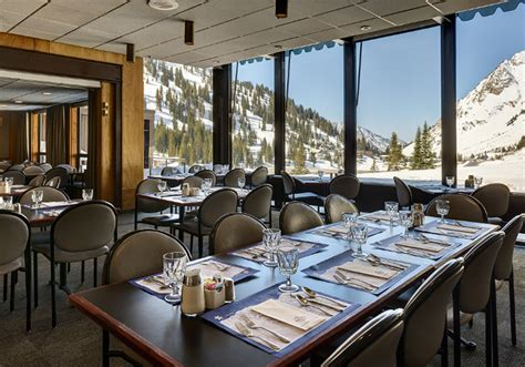 Dining Room Packages by Lodging Dining Package Alta Lodge Utah Ski Hotels