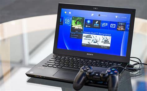 op ps4 playstation 4 update voor remote play op windows en mac