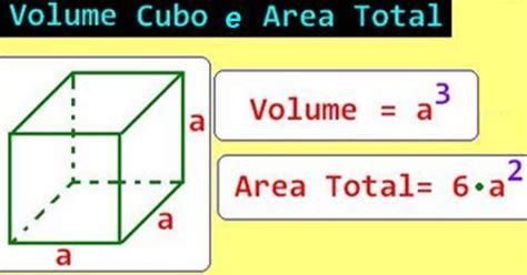 total si鑒e volume do cubo e 193 rea total