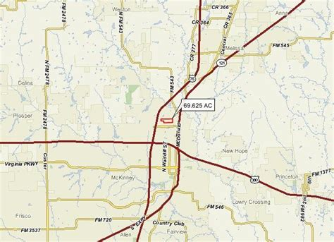 Property Records Collin County 63 75 Acres In Collin County