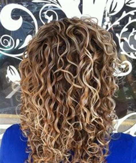 perms for long thick hair 34 new curly perms for hair hair pinterest curly