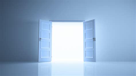 An Open Door by Open Doors A Crooked Path