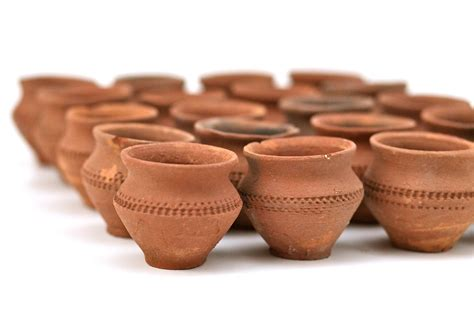 Small Planters Bulk by Vintage Set Of 5 Terracotta Mexican Mini Pots Bud Flower
