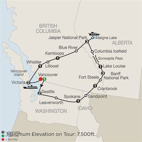 western canada tours vacation packages globus