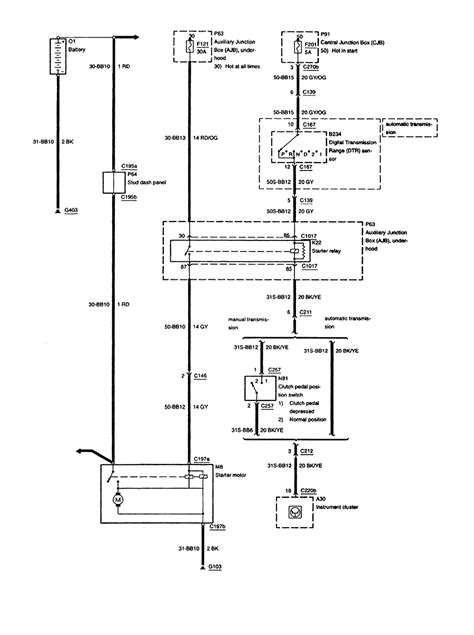 wiring diagram for 2000 lincoln ls wiring get free image