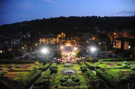 ristorante giardino pistoia villa e giardino storico garzoni villa collodi pescia