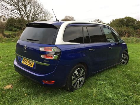Citroen C4 Review by Citroen C4 Grand Picasso Review Read Citroen C4 Grand