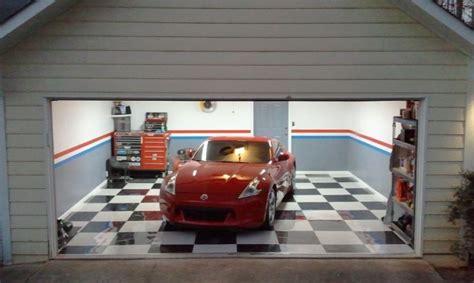 Car Garage Designs come organizzare il garage donna moderna