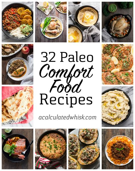 paleo comfort food recipes 32 paleo comfort food recipes for winter a calculated whisk