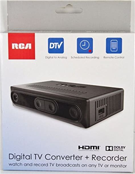 Tv Digital Converter rca digital tv converter recorder search engine at