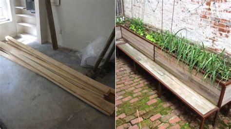 costruire una panchina come costruire una panchina in legno per il giardino un