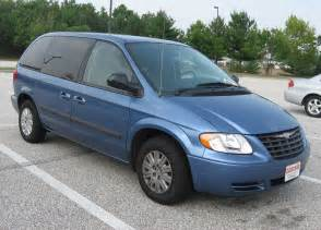 Chrysler Minivan 2005 2005 Chrysler Town And Country Information And Photos