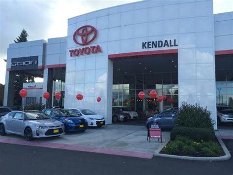 Kendall Toyota In Eugene Oregon Kendall Toyota Scion Of Eugene Eugene Or 97401 2105 Car