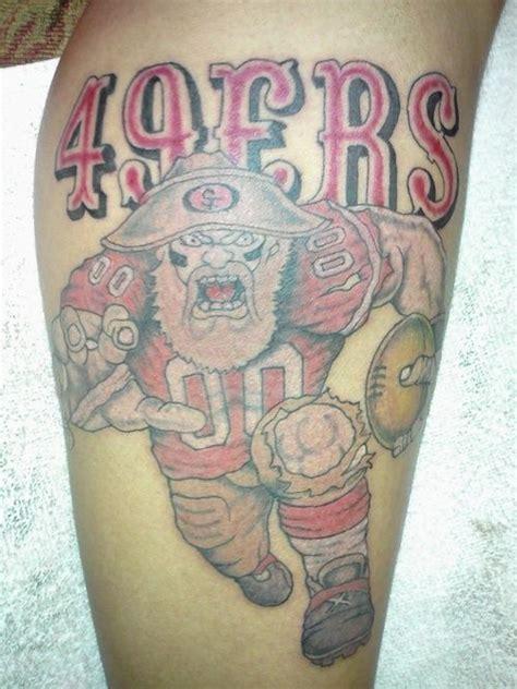 martinez tattoo designs 190 best 49er tattoos images on ideas