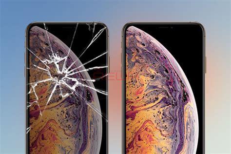 iphone xsxs max broken screen glass repair rewa