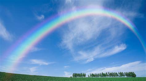 imagenes naturales de arcoiris fondos de pantalla de arco iris