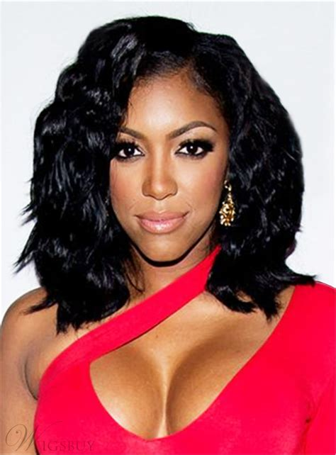 wigs by porsha porsha hair product bss101 porsha human hair blend wig