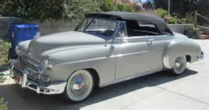 1949 Chevrolet Convertible 1949 Chevy Special Deluxe Convertible