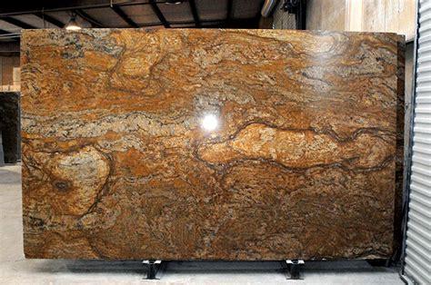 golden sparkle granite