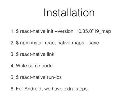 airbnb using react native react native tutorial map