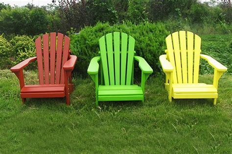 colored adirondack chairs plastic adirondack chairs color plans home design and decor ideas