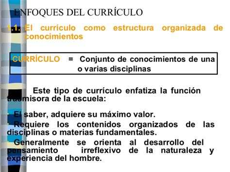 Modelo Curricular De Michael Apple Enfoques Pedag 243 Gicos Y Curriculares 1