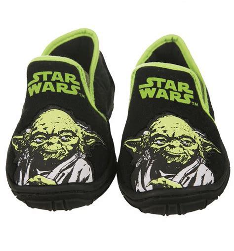boys wars slippers boys wars yoda slippers