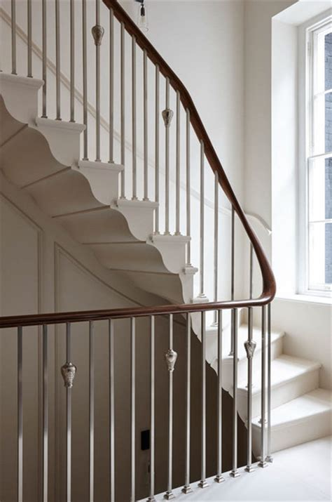 Townhouse Stairs Design Architectural Townhouse Traditional Staircase By Chesney S