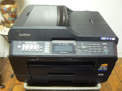 Printer J6710dw mfc j6710dw wireless all in one inkjet printer scanner fax used