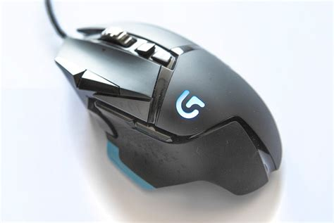 Mouse Logitech Gaming G502 Diskon logitech g502 proteus gaming mouse review gearopen